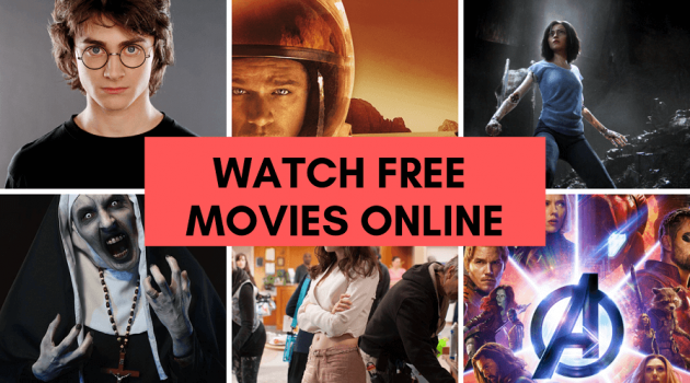 Streaming Websites for Movies
