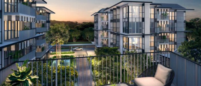 Dairy farm Residences Hillview