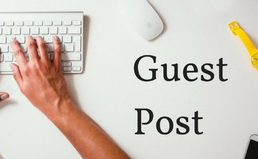 How guest posting helps in link building?